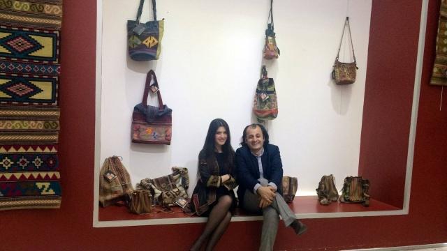 """""""Gürcü Gecesi ve Geleneksel Gürcü El Sanatları Sergisi"""""""