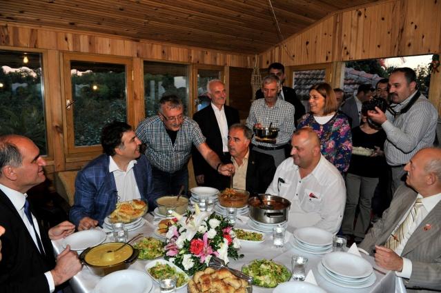 Gürcistan Devlet Başkanı Mikheil Saakaşvili Samsun ve Ordu'da
