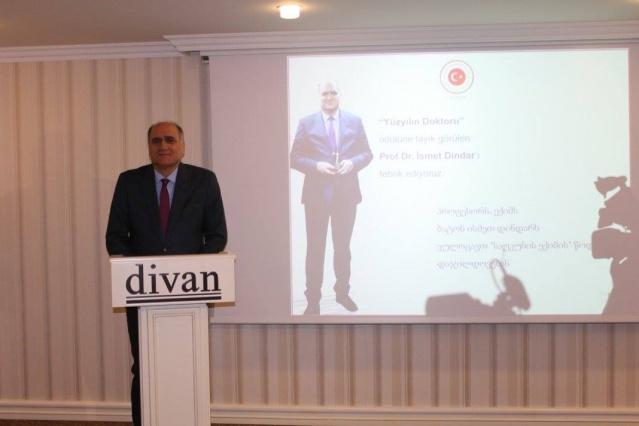 Yüzyılın Doktoru: Prof. Dr. İsmet Dindar