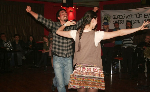 """""""Gürcü Kültür Evi Buluşması"""" Nisan 2011"""