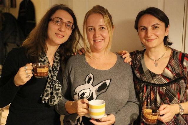 Gürcü Kültür Evi Gürcüce Kurslarını Açtı