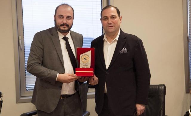 Gürcistan'ın Yeni Büyükelçisi İstanbul'da STK Temsilcileri İle Bir Araya Geldi