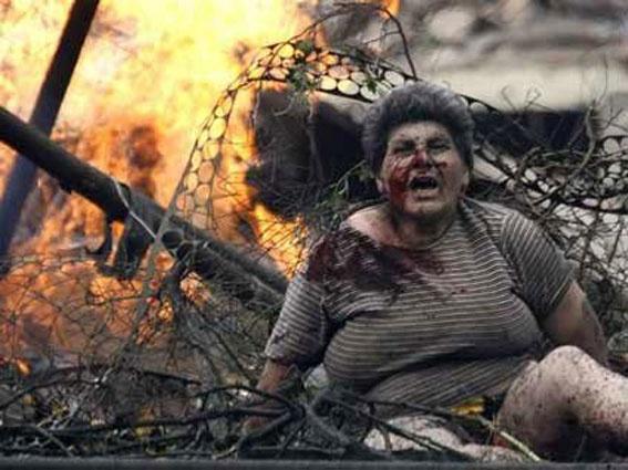 Utanç Kareleri (08.08.2008, Gürcistan)