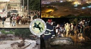 Tiflis'te Sel Felaketi