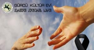 Tiflis'te Sel Felaketi İçin Toplanan Yardımlar