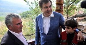 Gürcistan Devlet Başkanı Mikheil Saakaşvili Sakarya, İzmit ve İstanbul'da