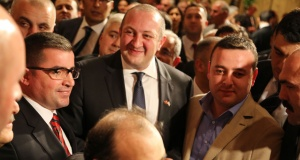 Gürcistan Devlet Başkanı Giorgi Margvelaşvili'nin Türkiye Ziyareti 2/2