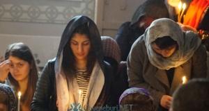 Gürcüler Paskalya'nın Habercisi ''Bzoba''yı Kutladılar
