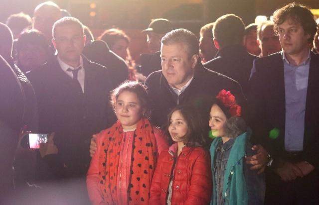 Gürcistan'da Schengen Vizesiz Seyahat Sevinci