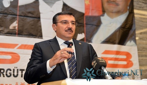 Bakan Tüfenkci Başbakan Kvirikaşvili ile bir araya geldi