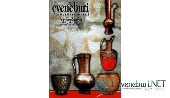 Çveneburi Kültürel Dergi Sayı : 44