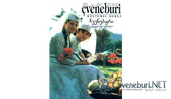 Çveneburi Kültürel Dergi Sayı : 47