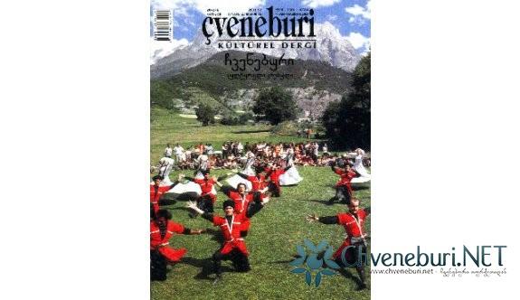 Çveneburi Kültürel Dergi Sayı : 48