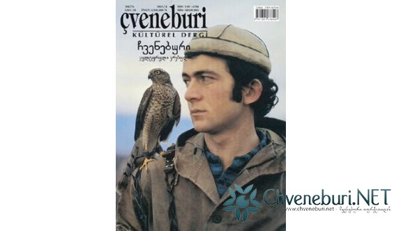 Çveneburi Kültürel Dergi Sayı : 50