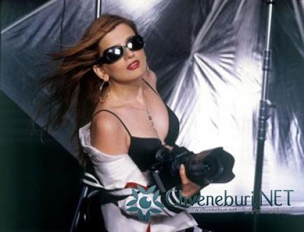Eurovision 2008'de Abhazyalı Gürcü Kızı