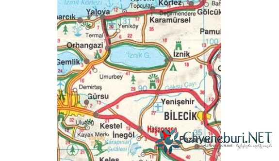 Hasanpaşa Köyü - İnegöl - Bursa