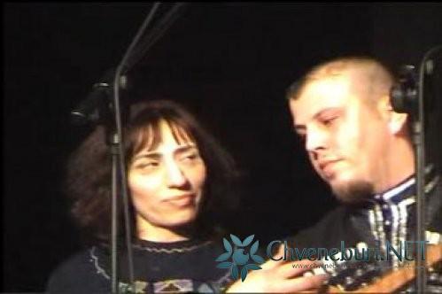 İstanbul'da Gürcü Müziği Rüzgarı Esti -2-