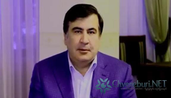 Saakaşvili'den Sine-i Millet