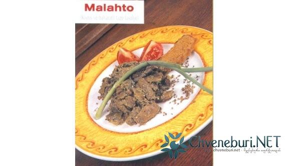 Gürcü Mutfağından 2 : Malahto