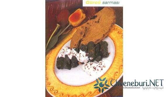 Gürcü Mutfağından 3 : Gürcü Sarması