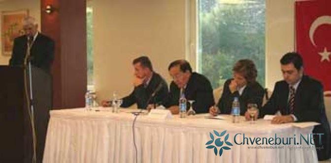 """Türk-Gürcü Eğitim ve Kültür Vakfı""""nda Yeni Yönetim"""