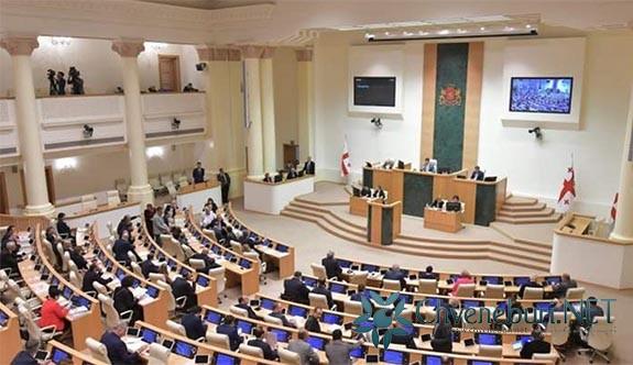 Gürcistan Parlamentosu 2020 Devlet Bütçesini Onayladı