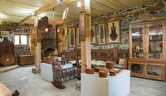 """Batum'da Etnografya Müzesi """"Borcğalo"""""""
