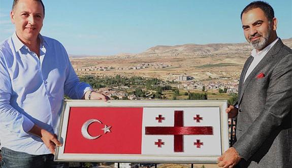 Gürcistan Kültür Bakanı, Kapadokya'da