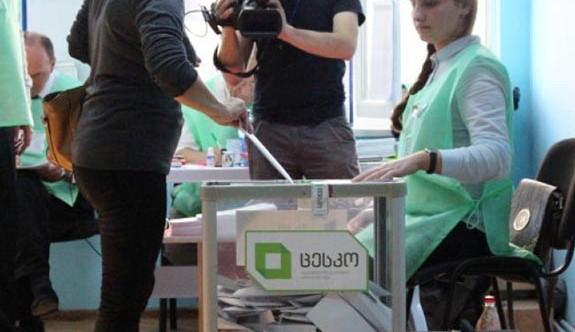 Gürcistan'daki Cumhurbaşkanlığı Seçimi İkinci Tura Kaldı
