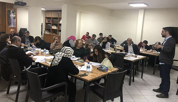Macahel Vakfı Gürcüce Kurslarını Açtı