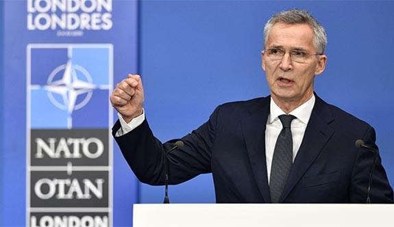 NATO Genel Sekreteri Stoltenberg: Gürcistan'la Yakın Çalışmaya Devam Edeceğiz
