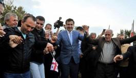 Gürcistan Devlet Başkanı Mikheil Saakaşvili Maçaheli'ye Geliyor