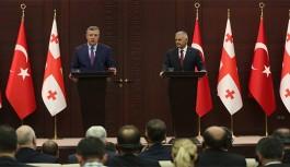 Yıldırım-Kvirikaşvili Ortak Basın Toplantısı