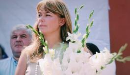 Eski First Lady Gürcistan Seçimlerinde...
