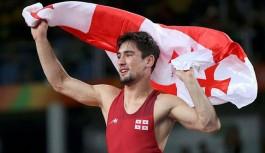 Gürcistan'a Rio Olimpiyatları'nda...