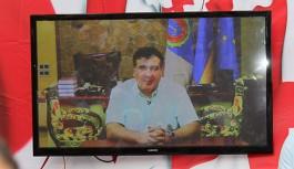Saakaşvili Seçim Kanununa Muhalefetten...