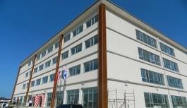 Batum'da Yeni Türk Devlet Okulu...