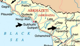 Abhazya'da Kartvelgil Dillere Ait YER İsimleri