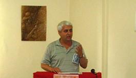 Ahmet Özkan (Melaşvili) İstanbul'da Anıldı