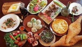 Geleneksel Gürcü Mutfağı (Gürcüstan)