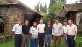 Gürcüstan'a Yolculuk