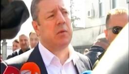 Gürcistan Başbakanı Giorgi Kvirikaşvili...