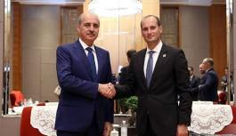 Gürcistan Kültür Bakanı Mikheil...