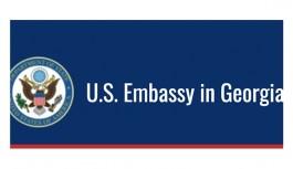 ABD Büyükelçiliğinden İşgal Altındaki Tskhinvali, Rusya'ya Doktor Gaprindaşvili'yi Derhal Serbest Bırakma Çağrısı