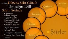 17 Şubat Dünya Şiir Günü'nde Gürcüce