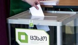 Gürcistan'daki Seçime Çifte Vatandaşların Oy Kullanmaları