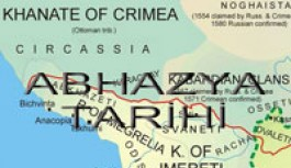 Abhazya Tarihi (1555–1917)