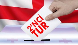 Gürcistan'daki Seçimlerin İkinci Turu Yapılıyor