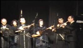 İstanbul'da Gürcü Müziği Rüzgarı Esti -1-