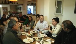 """Cihangir""""de Gürcü ve Dünya Mutfağı"""
